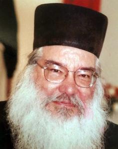 Основатель архимандрит Иоанн (Льюис)