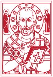 Монастырь Святого Николая Форт-Майерс штат Флорида