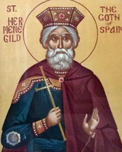 Святой Ерминингельд