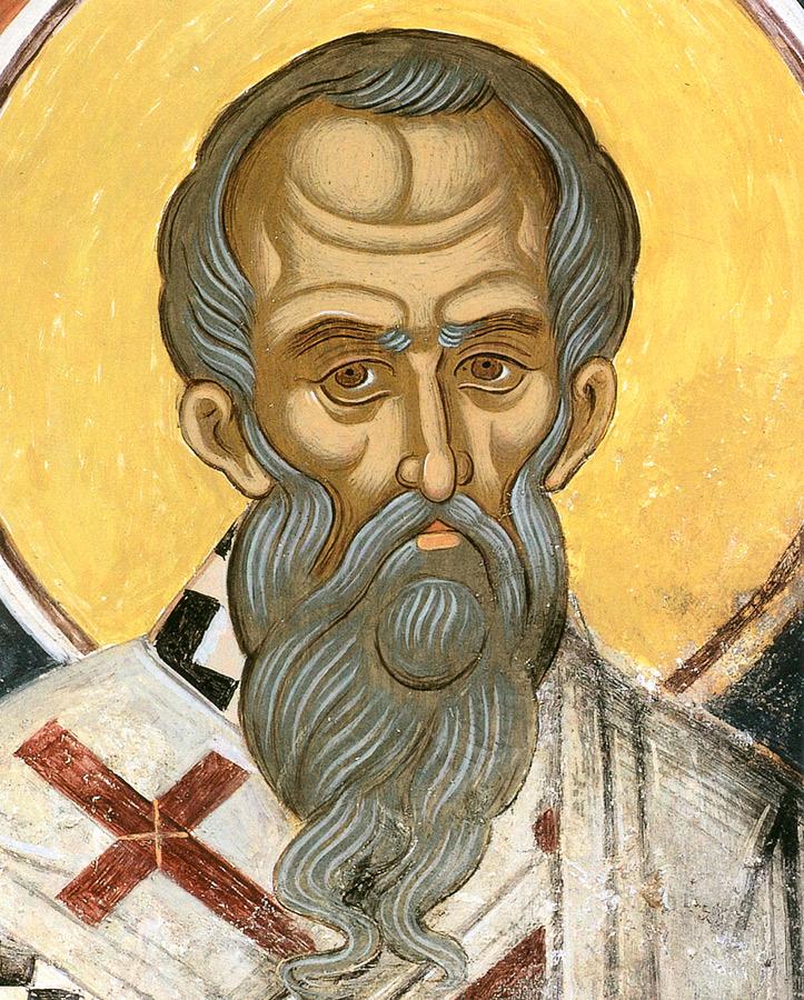 Священномученик Иерофей Афинский