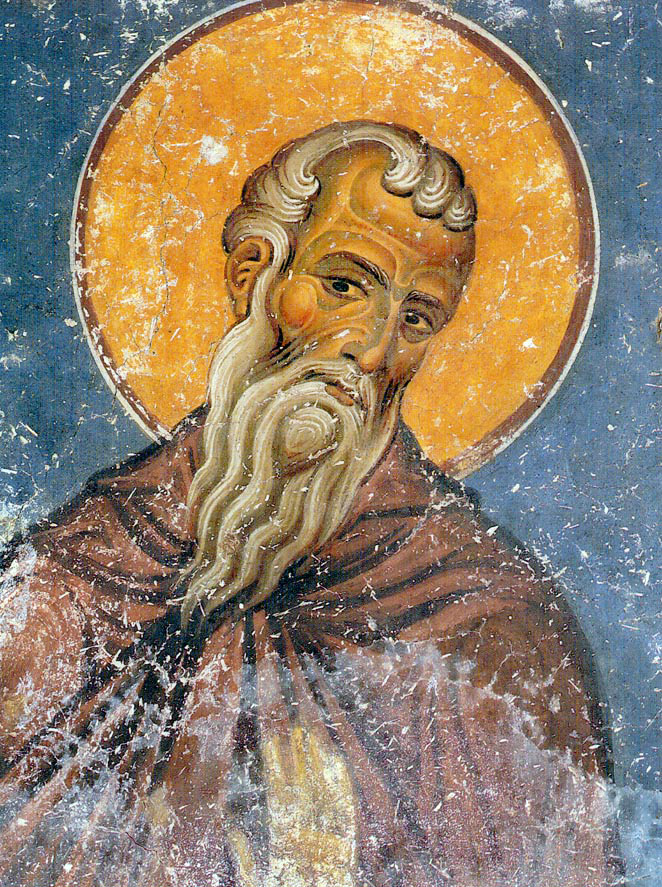 Преподобный Иларион Великий (+371)