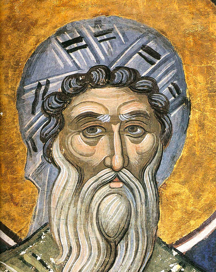 Преподобный Иоанн Дамаскин (+754)