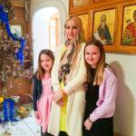 Рождество Христово в монастыре святого Николая в Форт-Майерсе