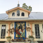 К Рождеству Христову в монастыре установили праздничную икону