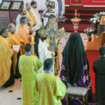 Братия монастыря приняло участие в общем богослужении православного духовенства Флориды