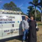 Благодарим сербских благодетелей за помощь монастырю