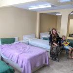 Завершен ремонт паломнической комнаты
