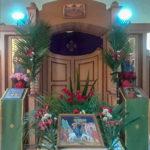 Вербное воскресенье в русском монастыре Флориды