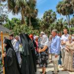 Архипастырский визит Первоиерарха во Флориду