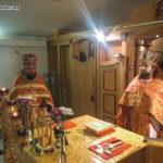 В монастыре молитвенно почтили память святых Царственных Страстотерпцев