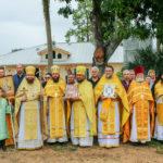 В праздник святого Николая Чудотворца монастырь в Форт-Майерсе отметил день небесного покровителя
