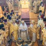 Игумен монастыря поздравил настоятеля Джорданвилльского Свято-Троицкого монастыря с рукоположением в сан епископа