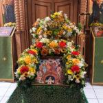 Монастырское богослужение в день Пресвятой Троицы