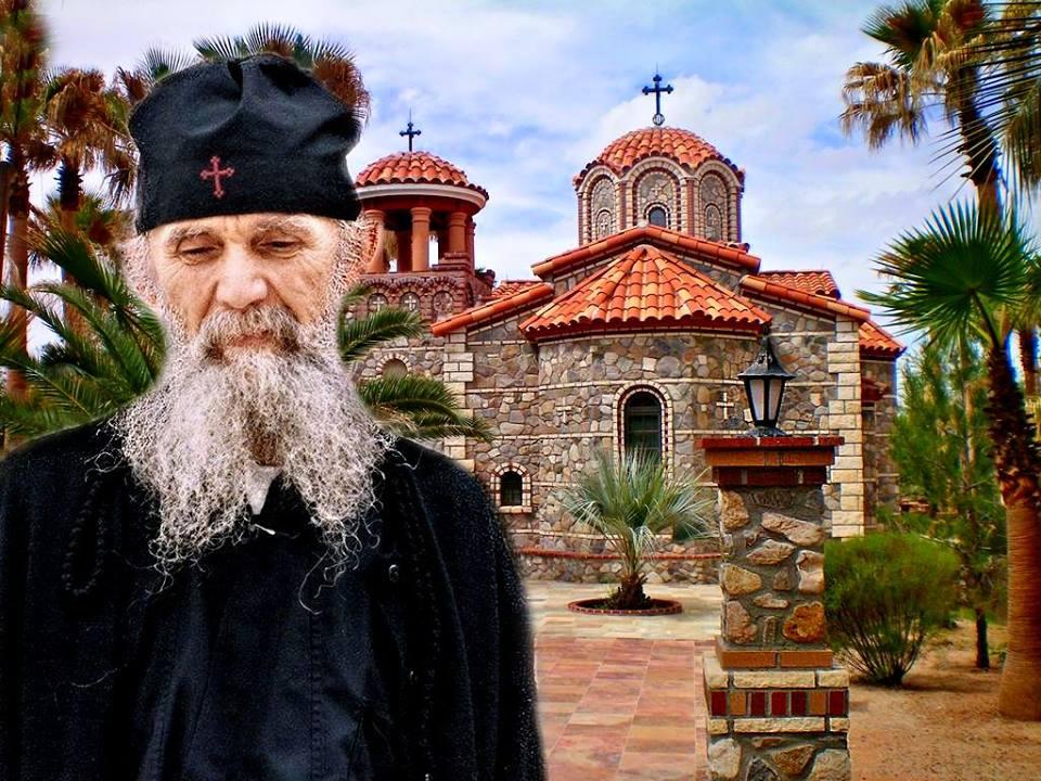 Старец Ефрем Аризонский и его монастыри