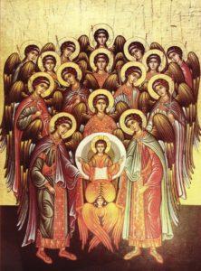 АНОНС. 21 ноября, в праздник Собора архистратига Михаила, в монастыре будет совершена Литургия