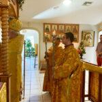 В монастыре святого Николая в Форт-Майерсе отметили день небесного покровителя