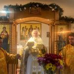 В главной церкви русского монастыря в Форт-Майерсе совершено богослужение праздника Крещения Господня