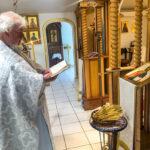 Сретение Господне: праздничное богослужение в русском монастыре в Форт-Майерсе