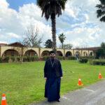Игумен посетил собратьев в православных монастырях Флориды