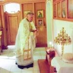 Праздник Пасхи в русском монастыре в Форт-Майерсе