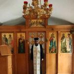 На Радоницу в монастыре святого Николая в Форт-Майерсе вознесли заупокойные молитвы