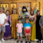 В старейшем монастыре Флориды молитвенно отметили день памяти основателя – старца Иоанна (Льюиса)